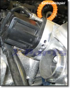 Blow Off Ventil 1.4 TSI TURBO