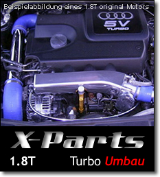 Turboumbau VAG 1.8T