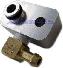 Zubehör Ladedruckabnahme Adapter für MINI Cooper S R50