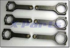 Pleuel H-Schaft Stahl hochfest 6er Set 164 mm VW VR6 V6 R32