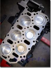 VR6 12V Motorblock 900-1250PS Turbo