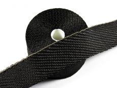 Titanium Hitzeschutzband 15 m x 50 mm X-Parts PRO-BLACK-Serie