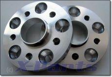 Adapterscheiben 5x112 auf 5x100 NLB 57,1 Breite 20 mm