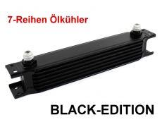 Ölkühler 7 Reihen Alu - BLACK EDITION