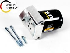 Ölfilterbock mit Ölfilter für VR6 2.8L 2.9L 12V aus Aluminium MADE IN GERMANY