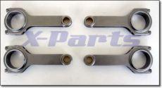 Pleuel H-Schaft Stahl hochfest 4er Set 1.8 T 19mm