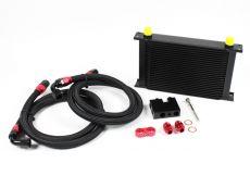 25 Reihen Aluminium Ölkühler-Kit passend für BMW 1er+3er Serie N54 Motoren E81 E82 E90-93