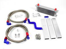13 Reihen Ölkühler Kit für VAG EA888 Generation 3 Audi VW Seat Skoda Stahlflex