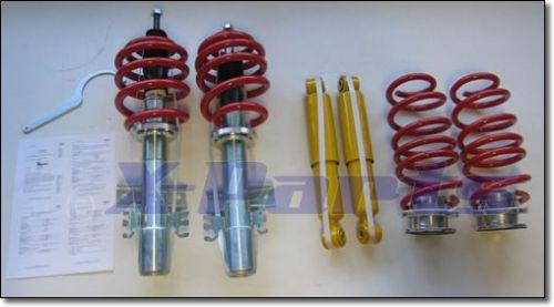 1 TA Technix SportStoßdämpfer Hinten HA BMW E36 alle Modelle Gasdruck Gas