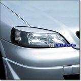 Scheinwerferblenden Böser Blick Opel Astra G