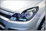 Scheinwerferblenden Böser Blick Opel Astra H