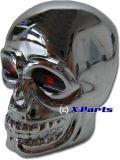 Schaltknauf Totenkopf Skull Chrom Design