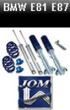 BMW E81 E87 Gewindefahrwerk JOM