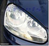 Scheinwerferblenden VW Golf 5 schmale Version von mattig