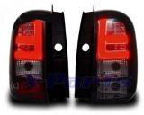 Dacia Duster LED Rückleuchten Lightbar SCHWARZ