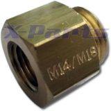 Gewindeadapter M14x1.5 auf M18x1.5 Turbolader Wasser Anschluss