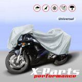 Abdeckplane Motorrad Vollgarage universal Größe XL
