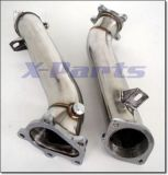 Nissan GTR R35 Downpipe Set 3 Zoll 76 mm