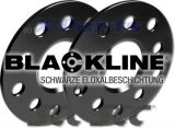 Spurverbreiterung 5 mm (Achse 10 mm) System 5E SCHWARZ