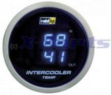 Ladedeluft-Temperaturanzeige 52 mm