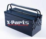 Werkzeugkiste Stahlblech Hammerschlag X-PARTS PERFORMANCE