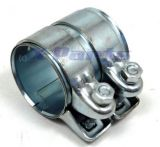 Auspuff Schelle Rohr-Verbinder 63,5 mm