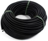 Stahlflex Schlauch Nylon 9,5 mm AN6 für Öl und Benzin 1 Meter