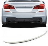 BMW F10 Spoiler-Lippe hinten M Performance Style
