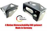 VW Golf 2 - 4 Motion Hinterachse Käfig Halter CNC Haldex Differential Umbau VR6 Turbo