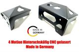 VW Golf 1 - 4 Motion Hinterachse Käfig Halter CNC Haldex Differential Umbau VR6 Turbo