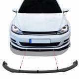 VW Golf 7 Frontspoilerlippe Spoilerschwert Cup look