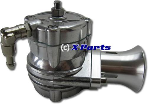 X-Parts Blitz Pop Blow Off Ventil Replica