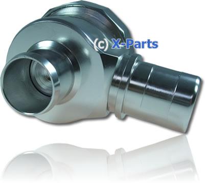 X-Parts BlowOff Ventil Set Schubumluft für BMW