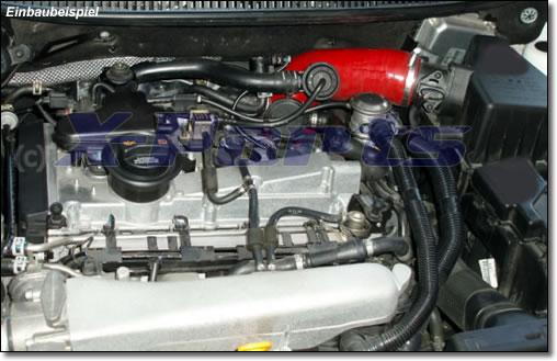 VW Polo 1,8T Ladedruck Ansaugschlauch