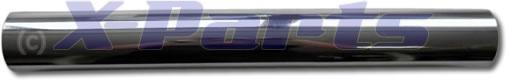 Ladeluft Rohr 3 Zoll (76 mm) gerade 60 cm lang