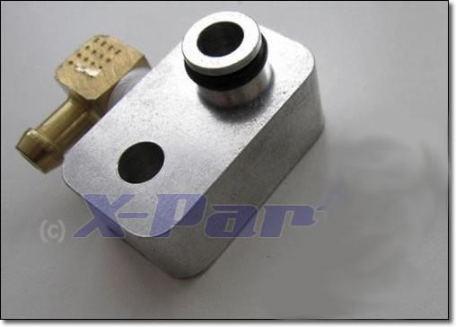 Mini Cooper S R50 Ladedruck Unterdruck Adapter