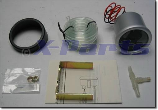 PLASMA Ladedruckanzeige 52 mm