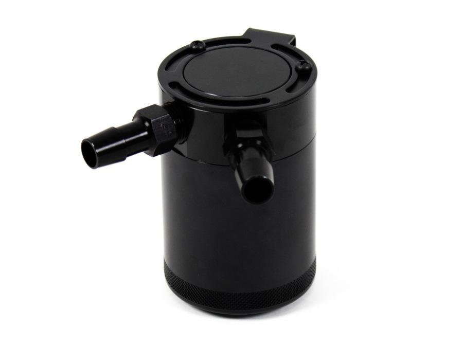 Ölsammler 0,5 Liter rund in schwarz