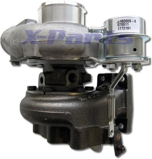 Garrett Turbolader GT2860RS A/R 86 T25 Rennsportlader