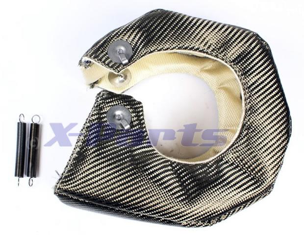 Hitzeschutz Turbolader T4 Turbo-Pampers TITAN