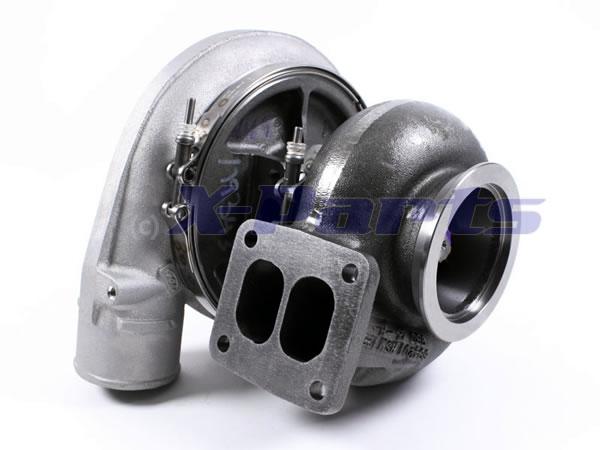 Borg Warner AirWerks S400SX Turbo 80 mm Lieferumfang