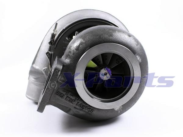 Borg Warner AirWerks S400SX Turbo 80 mm Besonderheiten