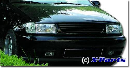 Kühlergrill VW Polo 6N ohne Emblem