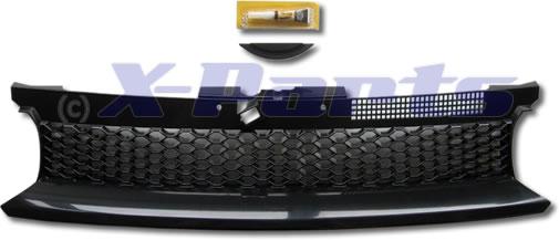 waben k hlergrill ohne emblem vw golf 4 grill gti tdi ebay. Black Bedroom Furniture Sets. Home Design Ideas