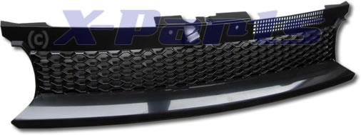 golf 4 k hlergrill waben design ohne emblem. Black Bedroom Furniture Sets. Home Design Ideas