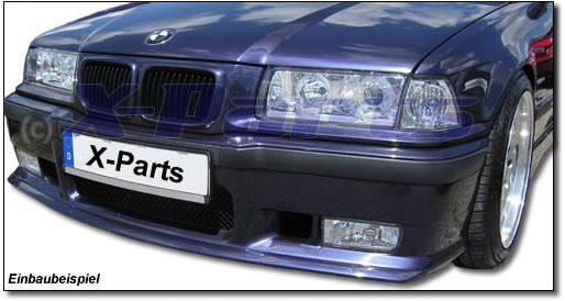 3er BMW E36 Stoßstange vorne M Look 3-teilig