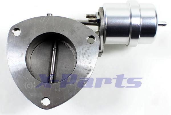 Klappenauspuff Steuerung 63,5 mm X-Parts High-End Typ 2