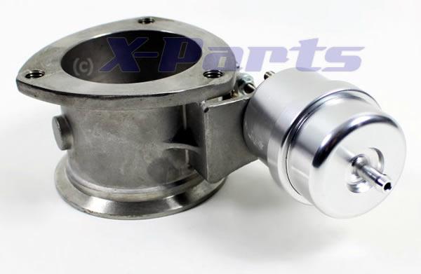 Klappenauspuff Steuerung 76 mm X-Parts High-End Typ 3