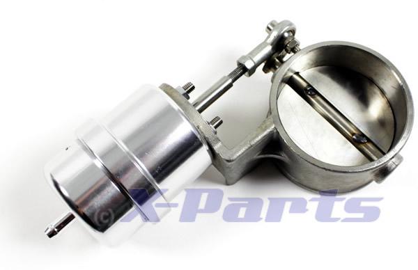 Klappenauspuff Steuerung 76 mm X-Parts High-End Typ 4
