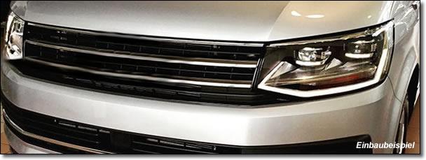 VW T6 Scheinwerfer LED mit Tagfahrlicht R87